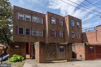 Georgetown Townhouse For Sale: 3524-3526 K Street NW