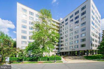 Rental For Rent: 2475 Virginia Avenue NW #813