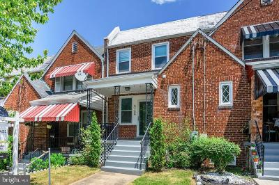 Petworth Townhouse For Sale: 5109 4th Street NW
