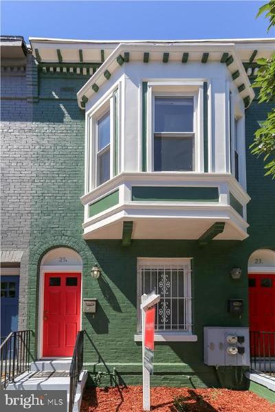 Logan Circle Condo For Sale: 23 Bates Street NW #2
