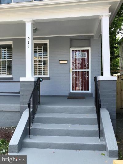 Single Family Home Under Contract: 511 Alabama Avenue SE