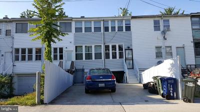 Columbia Heights, Columbia Heights/U St Townhouse For Sale: 1446 Spring Road NW
