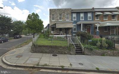 Trinidad Townhouse Under Contract: 1415 West Virginia Avenue NE
