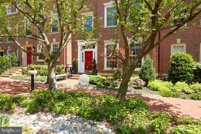 Georgetown Townhouse For Sale: 3527 Winfield Lane NW