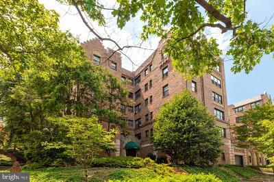 Cleveland Park Coop For Sale: 3930 Connecticut Avenue NW #101-H