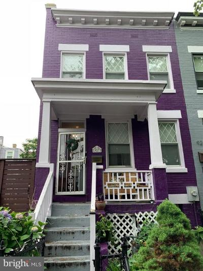 Noma Townhouse For Sale: 927 9th Street NE