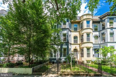 Condo For Sale: 1325 Irving Street NW #2