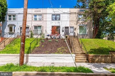 Washington Townhouse For Sale: 2820 2nd Street SE
