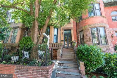 Dupont Circle Townhouse For Sale: 2108 O Street NW