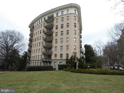 Kalorama Rental For Rent: 2301 Connecticut Avenue NW #4C