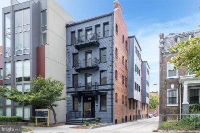 Columbia Heights Condo For Sale: 1468 Harvard Street NW #31