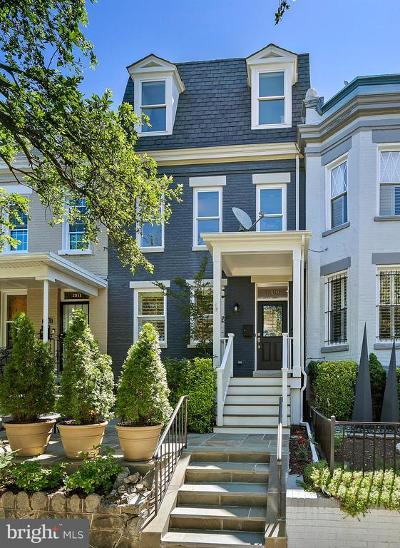 Townhouse For Sale: 1009 9th Street NE
