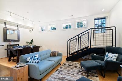 Dupont Circle Condo For Sale: 1704 T Street NW #102