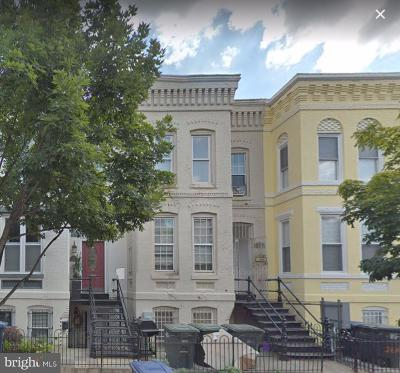 Logan Circle Townhouse For Sale: 24 N Street NW