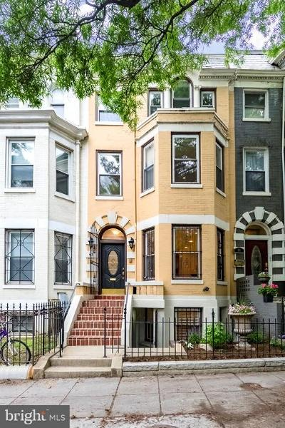 Bloomingdale Townhouse For Sale: 61 Rhode Island Avenue NW