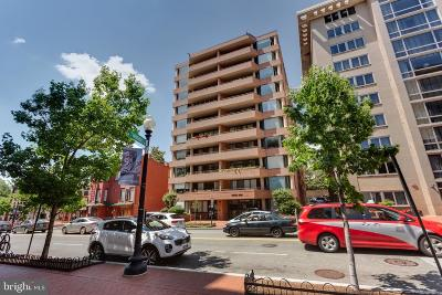 Dupont Circle Condo For Sale: 2141 P Street NW #904