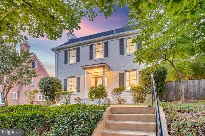 Shepherd Park Single Family Home For Sale: 1317 Jonquil Street NW