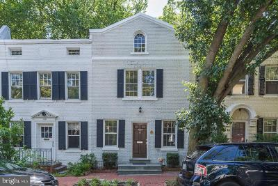 Georgetown Rental For Rent: 1725 34th Street NW