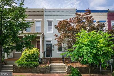 Bloomigdale, Bloomingdale Townhouse For Sale: 26 Randolph Place NW