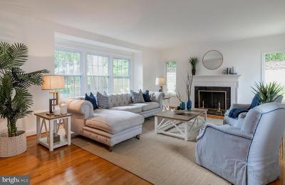 Washington Single Family Home For Sale: 2852 Arizona Avenue NW