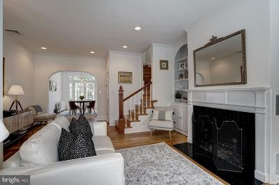 Georgetown Townhouse For Sale: 3021 Dent Place NW