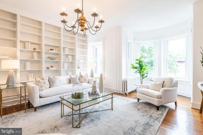 Washington DC Townhouse For Sale: $1,699,000