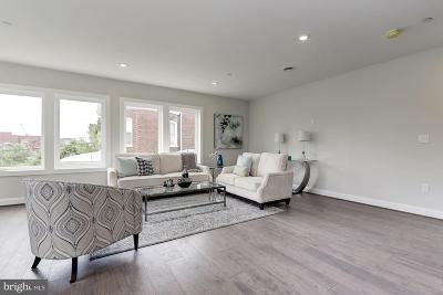 Eckington Condo Under Contract: 229 Seaton Place NE #3