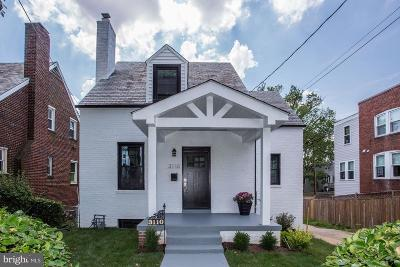 Brookland Single Family Home For Sale: 3110 10th Street NE