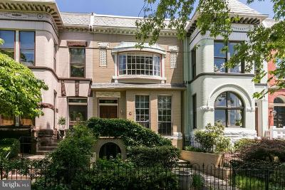 Georgetown Rental For Rent: 1605 35th Street NW