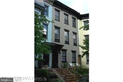 Logan Circle Rental For Rent: 1456 Corcoran Street NW