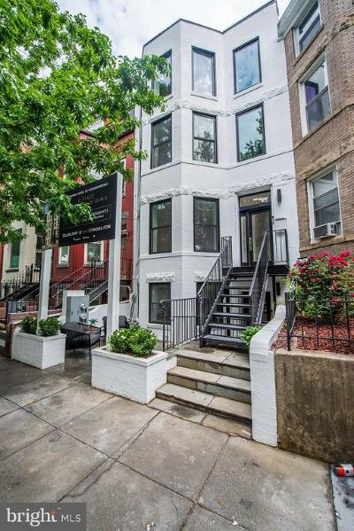 Washington Condo For Sale: 43 Quincy Place NW #2