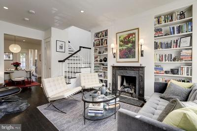 Georgetown Single Family Home For Sale: 1625 33rd Street NW