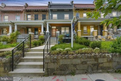 Columbia Heights Condo For Sale: 3716 13th Street NW #2