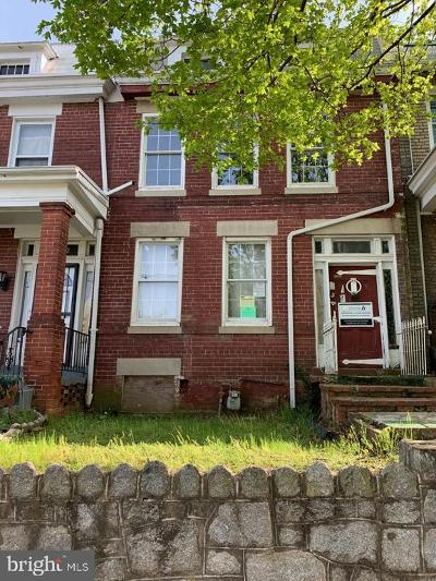 Townhouse For Sale: 1751 A Street SE