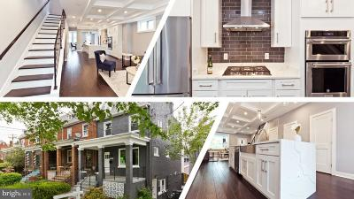 Townhouse For Sale: 5623 Kansas Avenue NW