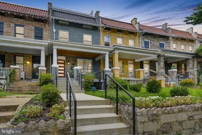 Columbia Heights Condo For Sale: 3716 13th Street NW #1