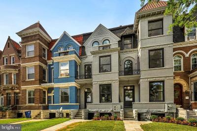 Columbia Heights Condo For Sale: 1027 Lamont Street NW #2