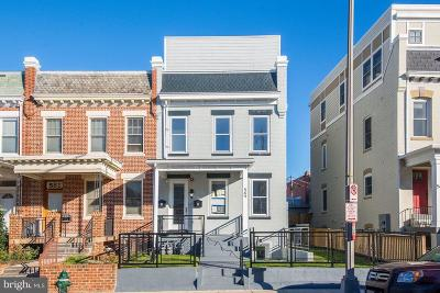 Columbia Heights Condo For Sale: 549 Park Road NW #3