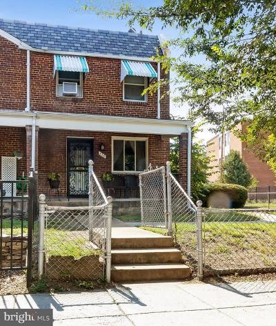 Washington Townhouse For Sale: 438 19th Street NE