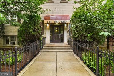 Columbia Heights Condo For Sale: 1441 Euclid Street NW #306