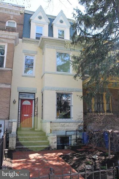 Columbia Heights Townhouse For Sale: 1012 Park Road NW