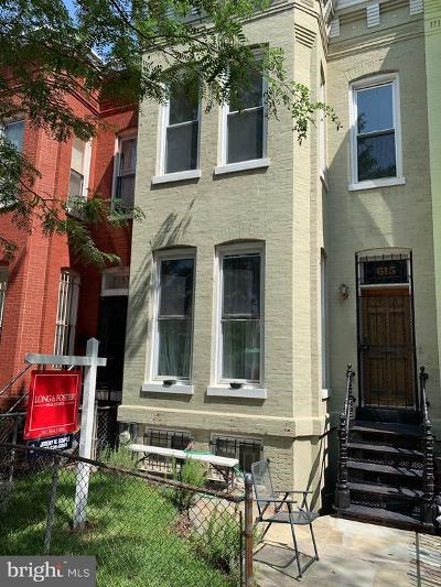 Logan, Logan Circle, U Street/Logan Townhouse For Sale: 615 P Street NW
