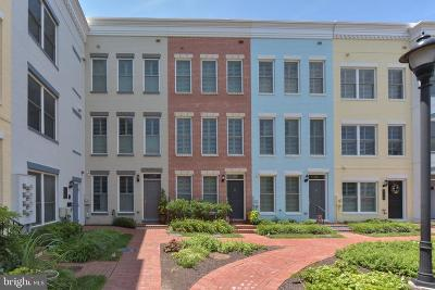 Washington DC Townhouse For Sale: $1,050,000
