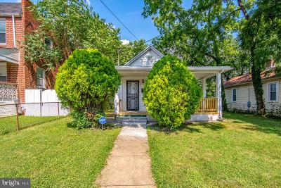 Single Family Home Under Contract: 3832 Halley Terrace SE
