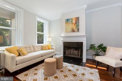 Capitol Hill Single Family Home For Sale: 209 11th Street NE