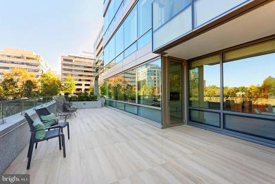 Washington Condo For Sale: 2501 M Street NW #T10
