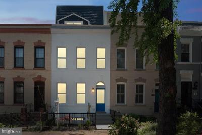 Washington Multi Family Home For Sale: 118 Thomas NW