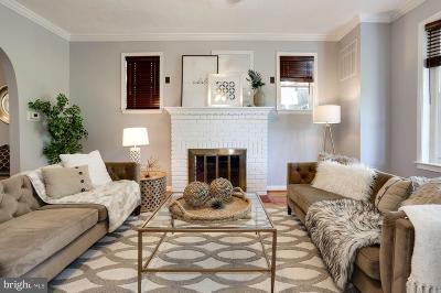 Washington Single Family Home For Sale: 1843 Monroe Street NE