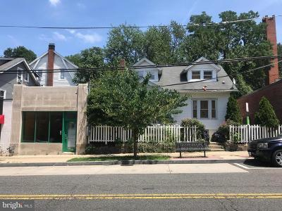 Brookland Multi Family Home For Sale: 3619 12th Street NE