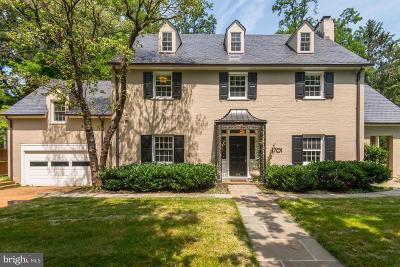 Washington Single Family Home For Sale: 1701 Hoban Road NW